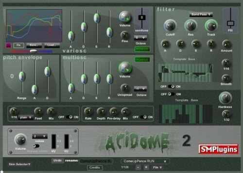 Acidome