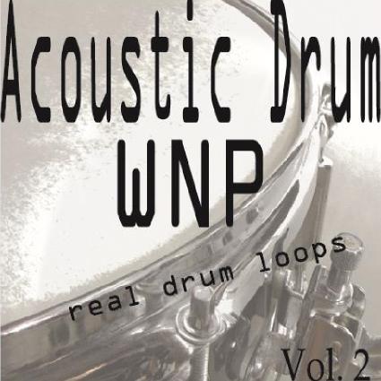 Acoustic Drum Vol 2