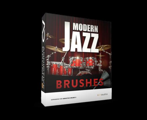 Modern Jazz Brushes ADpak