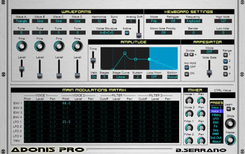 Adonis Pro