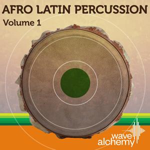 Afro-Latin Percussion Vol 1
