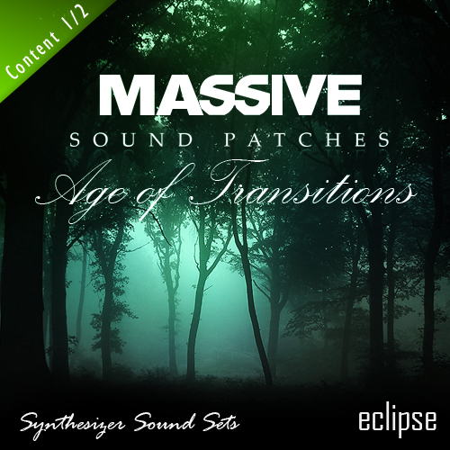 Age of Transitions soundset 1 for NI Massive instruments