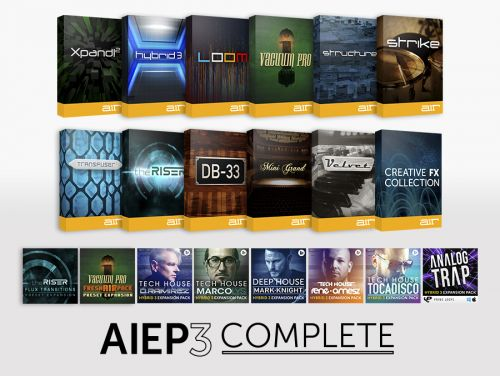 AIR Instrument Expansion Pack 3 (Complete)