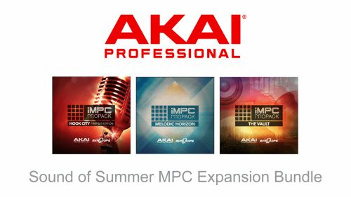 The Sounds Of Summer MPC Expansions Bundle