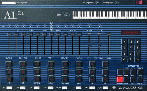 Audiolounge AL D1