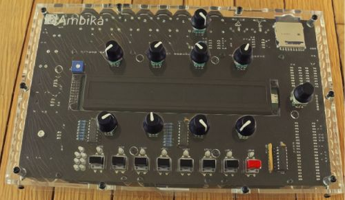 VPS Avenger Expansion - Ambika Synth