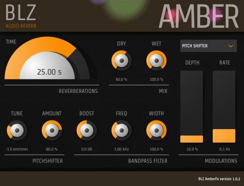 AmberFx Reverb