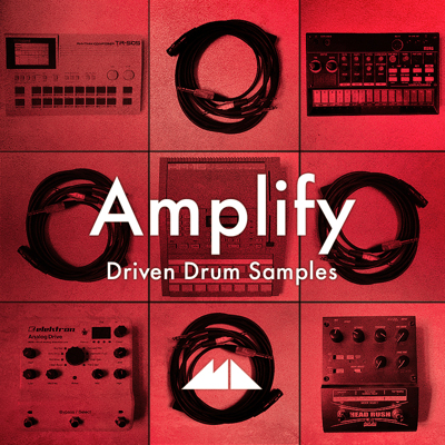 Amplify: Driven Drum Samples