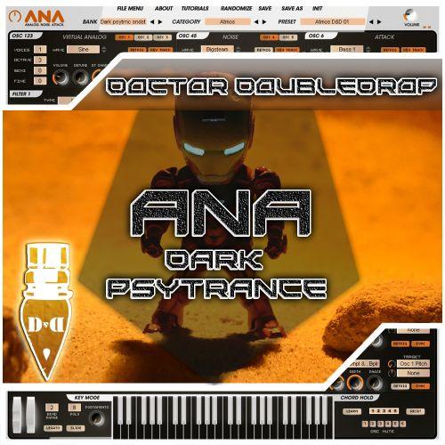 Ana Psytrance Soundset