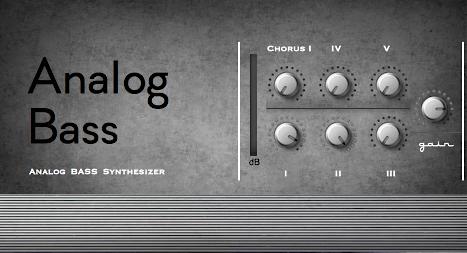 Analog Bass M01