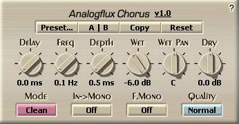 Analogflux Chorus