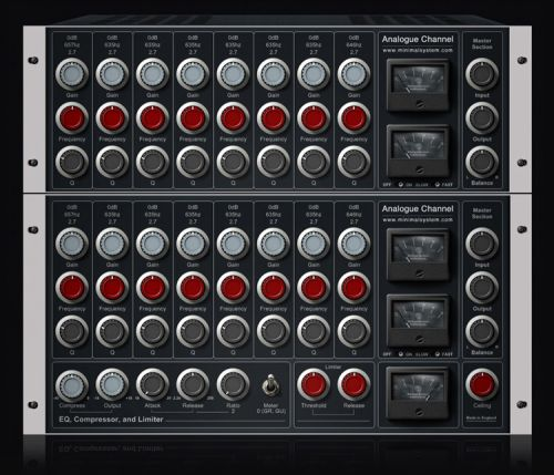 Analogue Mixing and Mastering Collection