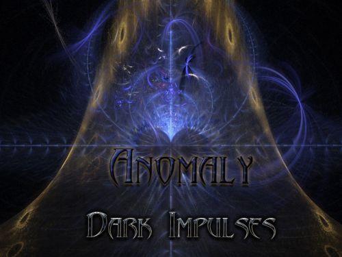 Anomaly Dark Impulses Volume 4 - Shadows IR