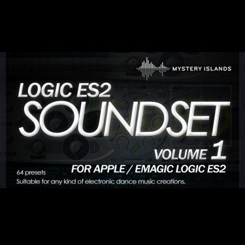 Apple Emagic Logic ES2 volume1