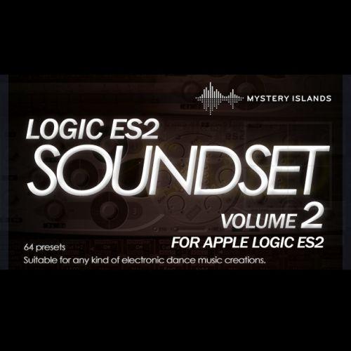 Apple Emagic Logic ES2 volume 2 - soundbank by 123creative
