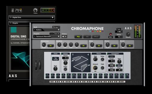 Digital Sins - Chromaphone 2