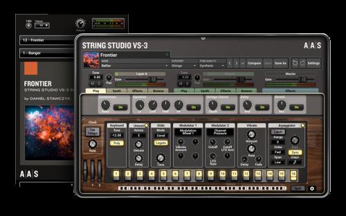 Frontier - String Studio VS-3
