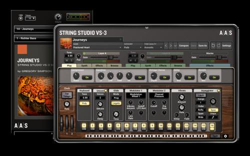 Journeys - String Studio VS-3