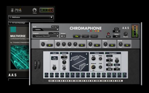 Multiverse - Chromaphone 2