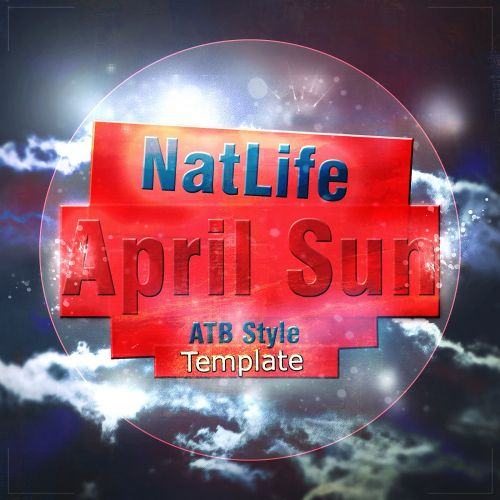 NatLife - April Sun (FL Studio ATB Style Template)
