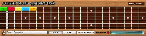 Armchair Guitarist