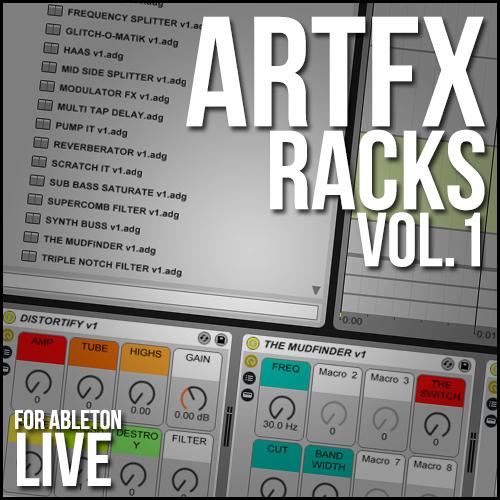 ARTFX Racks Vol.1