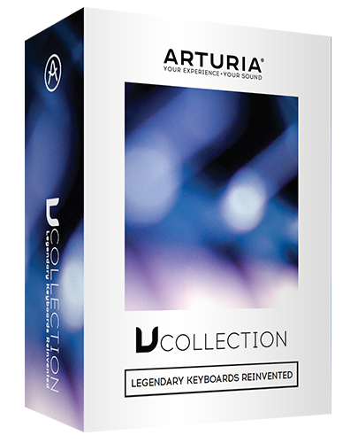 Arturia V 5 Collection Sound Library