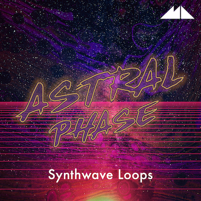 Astral Phase: Synthwave Loops