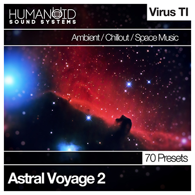 Astral Voyage 2 for Access Virus TI
