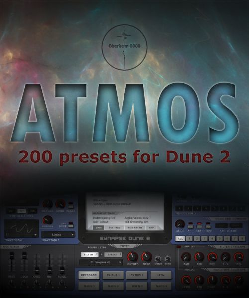 Atmos for Dune 2