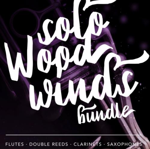 SWAM Solo Woodwinds Bundle
