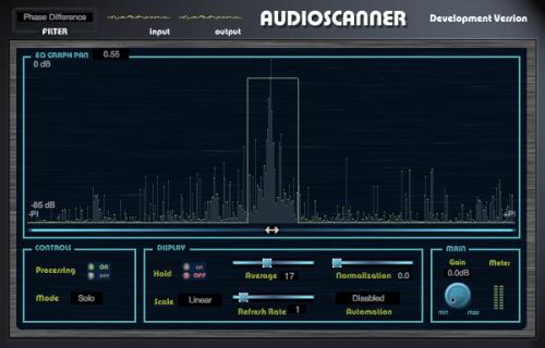 Audio Scanner