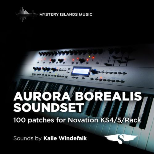 Novation Aurora Borealis Soundset