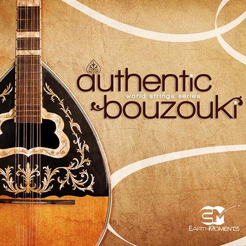Authentic Bouzouki Live Ready