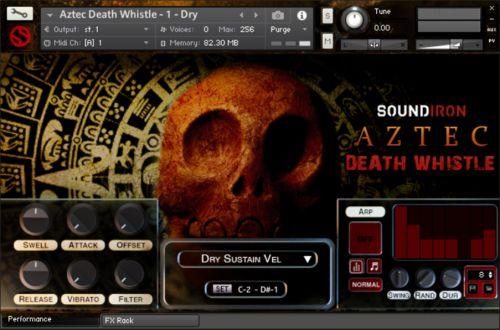 Aztec Death Whistle