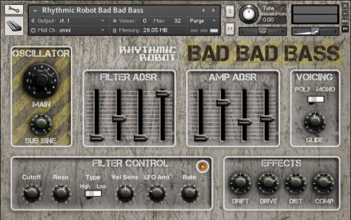 Bad Bad Bass