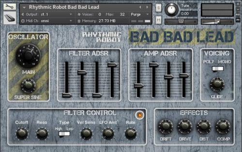 Bad Bad Lead
