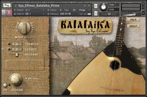 Ilya Efimov Balalaika