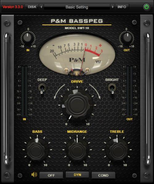 P&M Basspeg