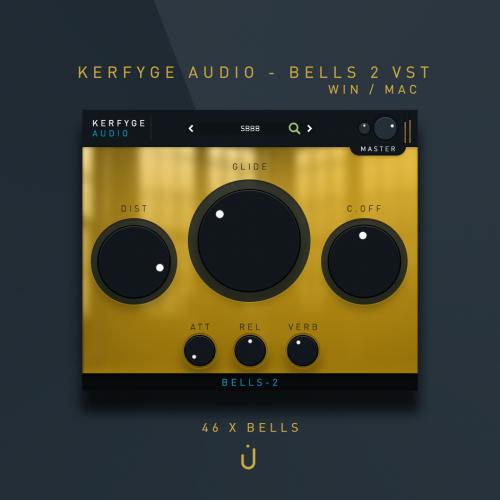 Kerfyge Audio - Trap Bells 2 Vst