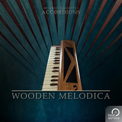 Accordions 2 - Single Wooden Melodica