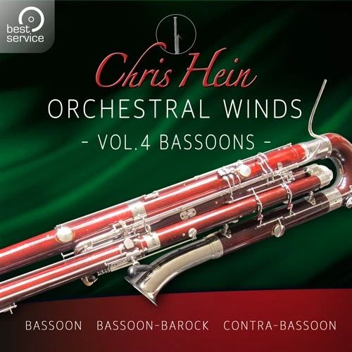 Chris Hein Winds Vol 4 - Bassoons