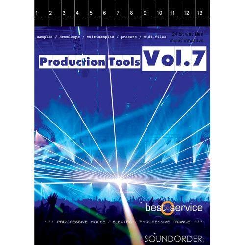 Production Tools Vol. 7