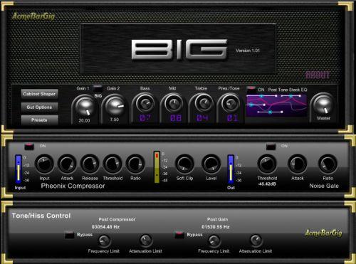BIG (Bass Integrated Gain)