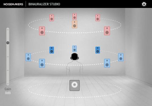 Binauralizer Studio