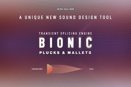 Bionic Plucks and Mallets
