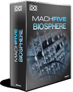 MachFive Biosphere