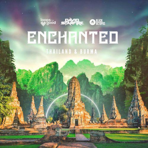 Enchanted Thailand & Burma by David Starfire