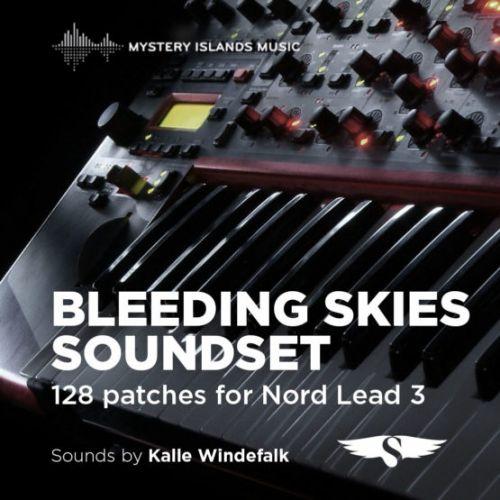 Clavia Nord 3 Bleeding Skies