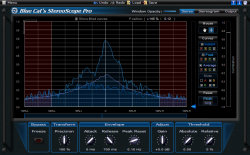 Blue Cat\'s StereoScope Series